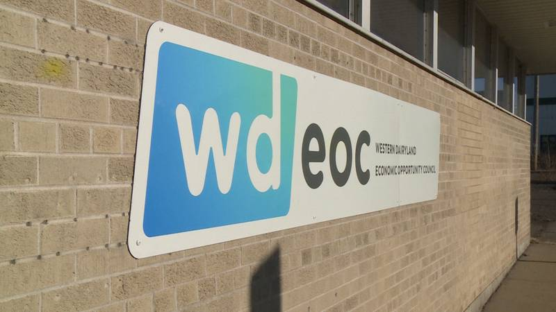 A $40,000 grant from WHEDA will help repair two units Western Dairyland uses to help those...
