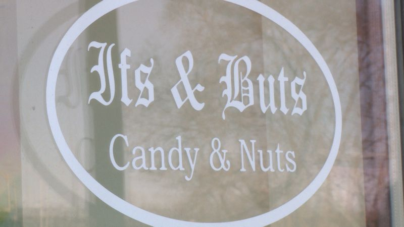 A new candy shop called, Ifs & Buts Candy & Nuts, is now on the corner of Madison Street and...