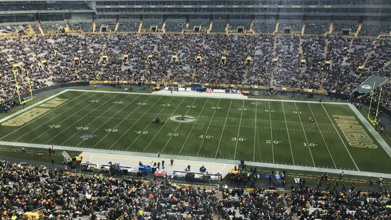 Packers to allow fans at full capacity for the 2021 NFL season