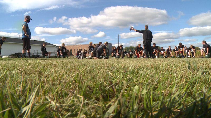 Fall Creek Football