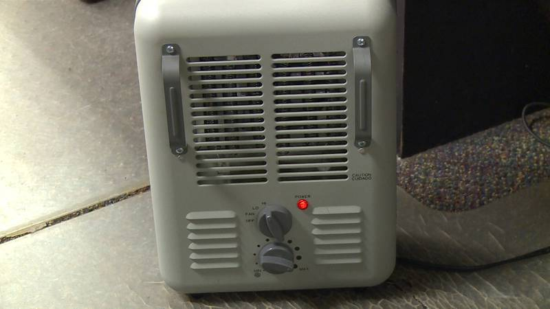 With people using various heating sources during the winter months, there's a higher risk of...