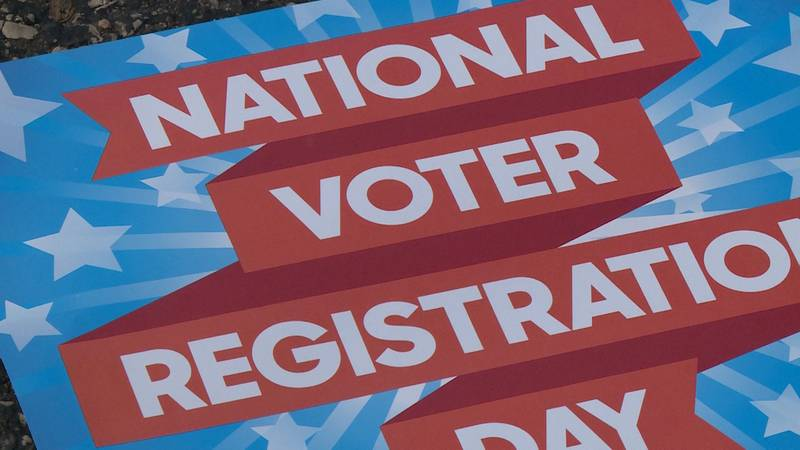 Chippewa Valley Votes will be working to help get Wisconsin eligible voters registered Tuesday.