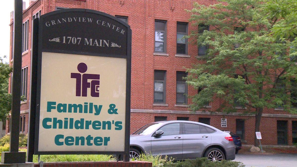 Safe Families for Children in La Crosse will be housed in the Family & Children's Center on Main Street.