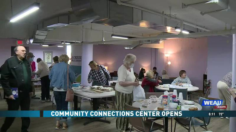 Community Connections Center Opens