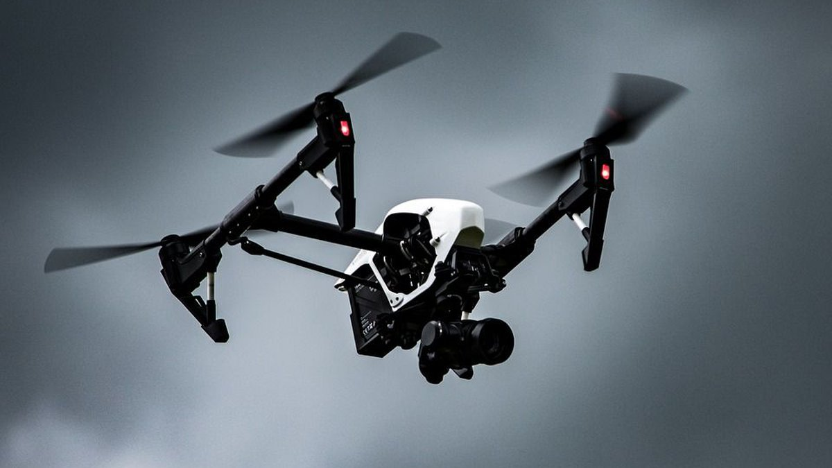 Drone. (Source: Pixabay)