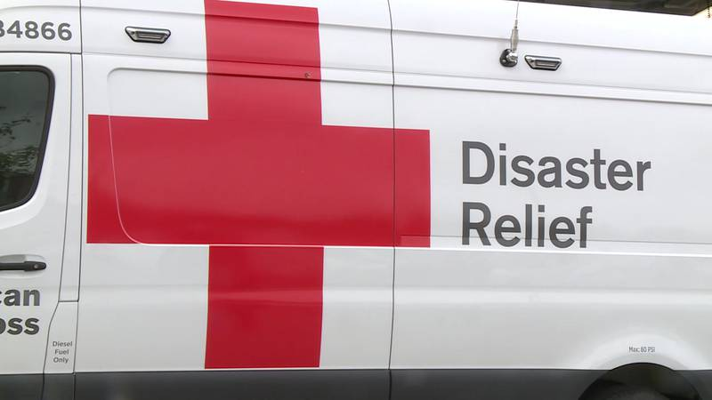 WI Red Cross volunteers head to Oregon to help with wildfire relief