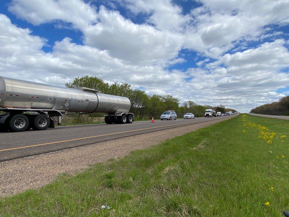 Highway 29 closure