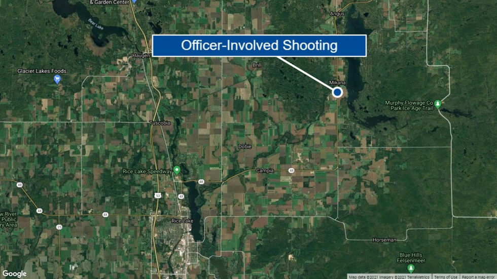An officer-involved shooting Wednesday, July 14, 2021 took place in the Village of Mikana. This...