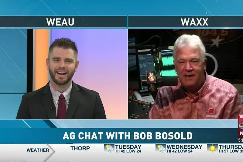 Ag Chat With Bob Bosold (4/20/21)