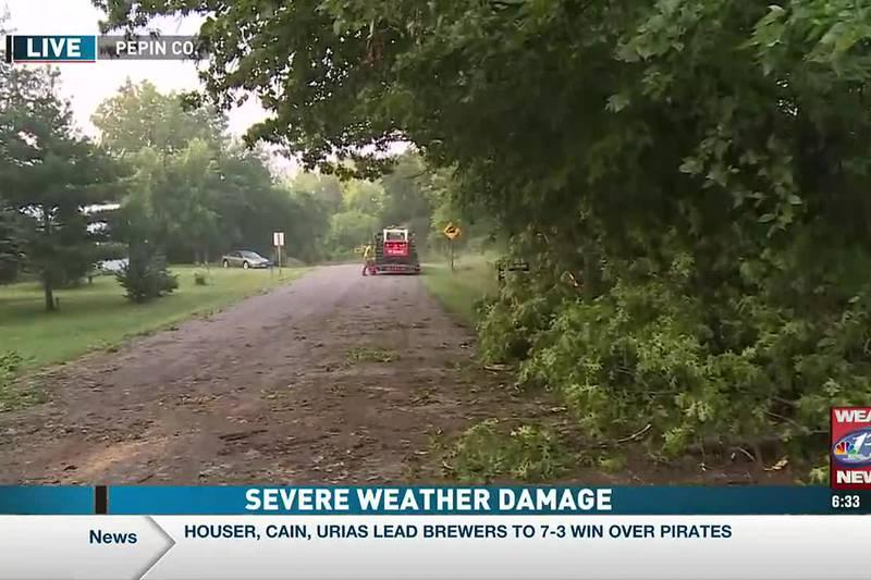 Severe Weather Damage (7/29/21) Part 3