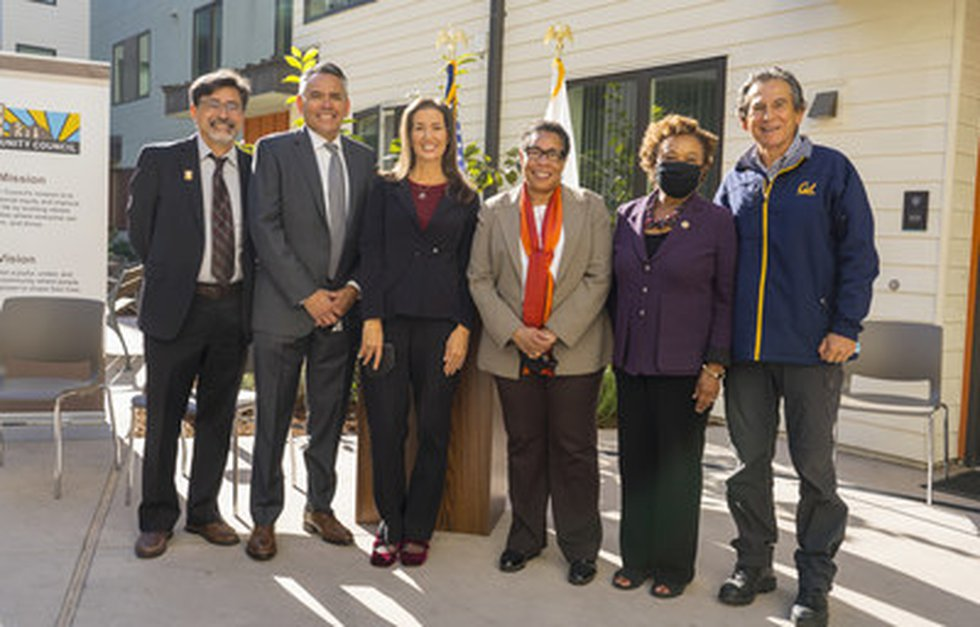 On Thursday, EBALDC and The Unity Council welcomed Housing and Urban Development Secretary...