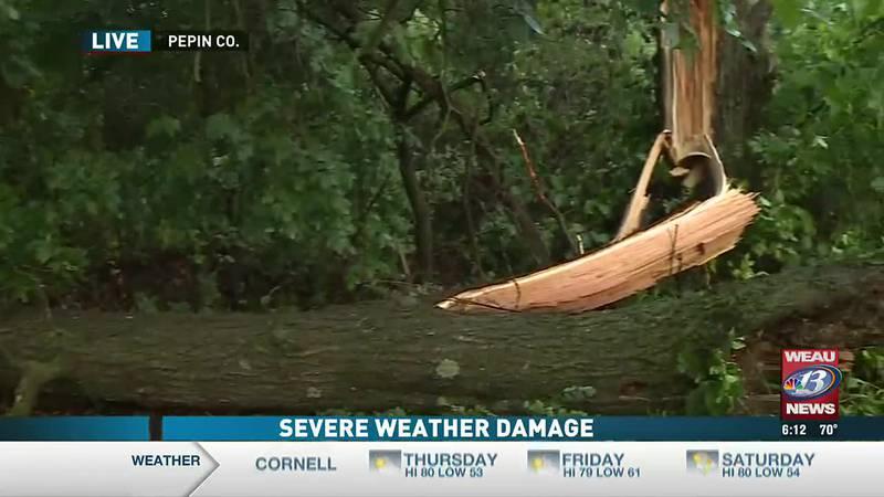 Severe Weather Damage (7/29/21) Part 2