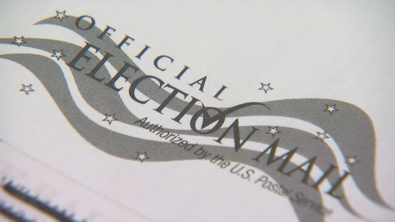 The Wisconsin Elections Commission reports nearly 1.9 million absentee ballots have already...