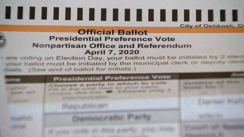 The Wisconsin Elections Commission said more than a million absentee ballots will be sent out...