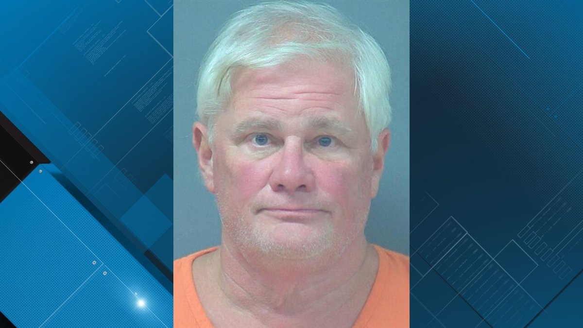 64-year-old Michael Mahowald of Lake Hallie was arrested Sunday on suspicion of illegally...