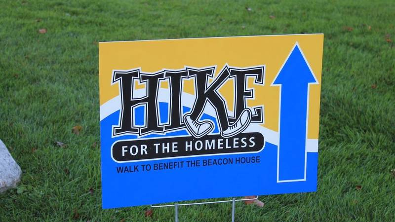 The event Hike for the Homeless is August 17 in Altoona