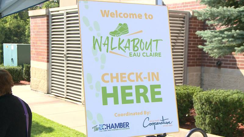 Walkabout Wednesdays in Eau Claire closes out its summer-long activity