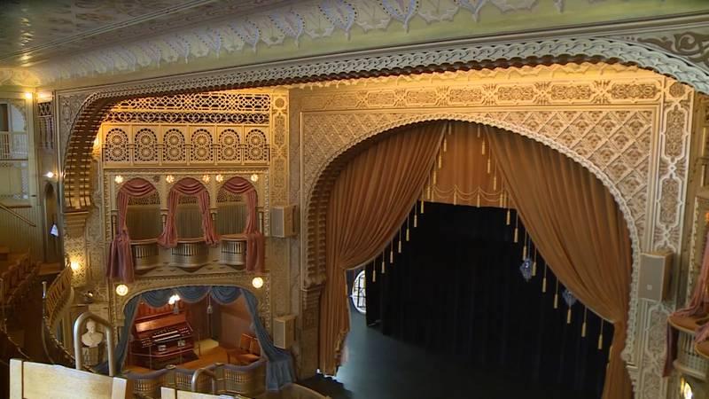 The Red Cedar Film Festival will run July 28 -Aug 1 at the historic Mabel Tainter in Menomonie.
