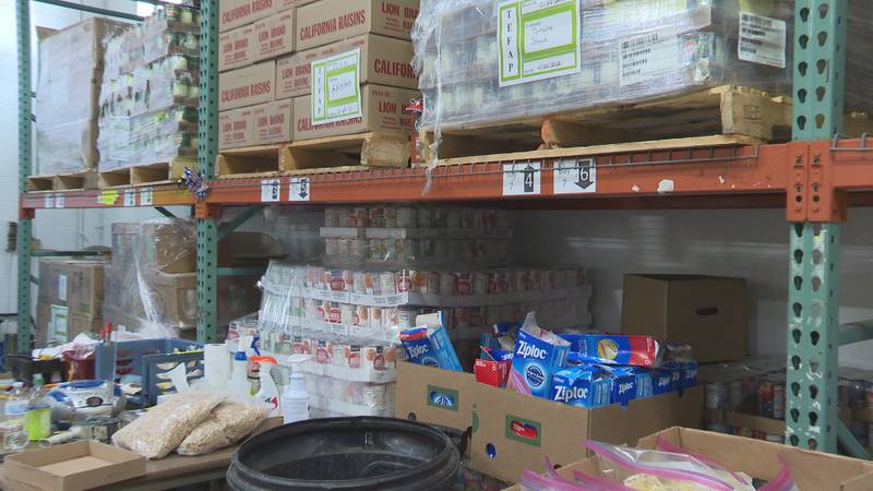 The Neighbors' Place in Wausau food stock