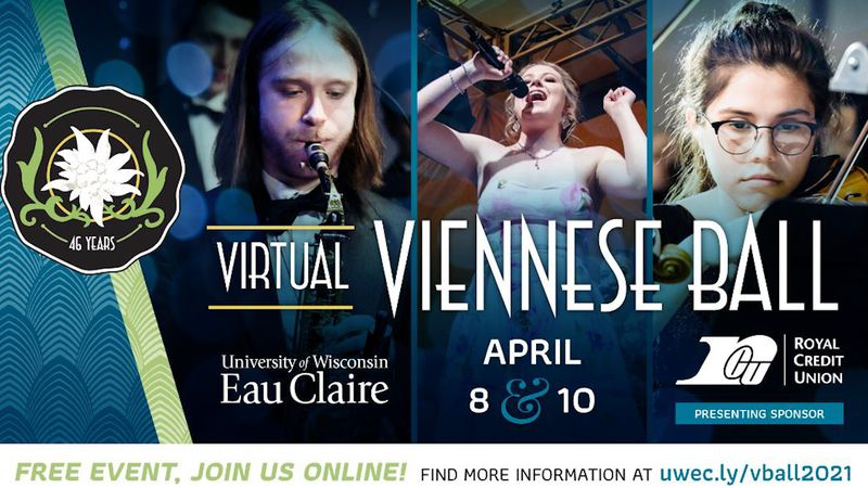 UW-Eau Claire's annual fundraising event for the arts department is going virtual after being...