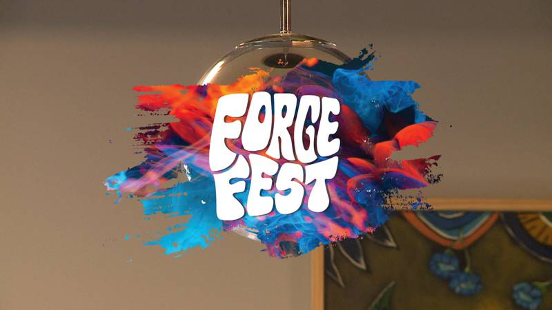 Forge Fest, the art and music festival slated for September 18 will be an entirely outdoor...