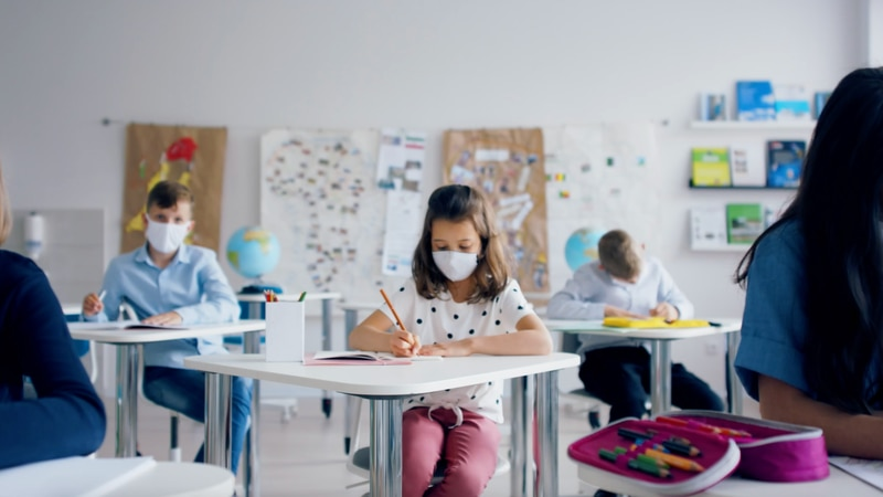 Health officials strongly recommend testing for your child if exposed to COVID-19 or showing...
