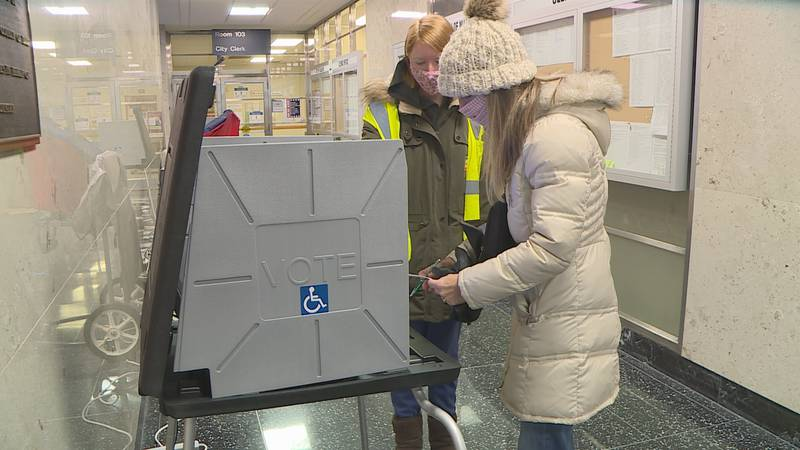 The Wisconsin Elections Commission does not expect long lines or major issues at the polls on...