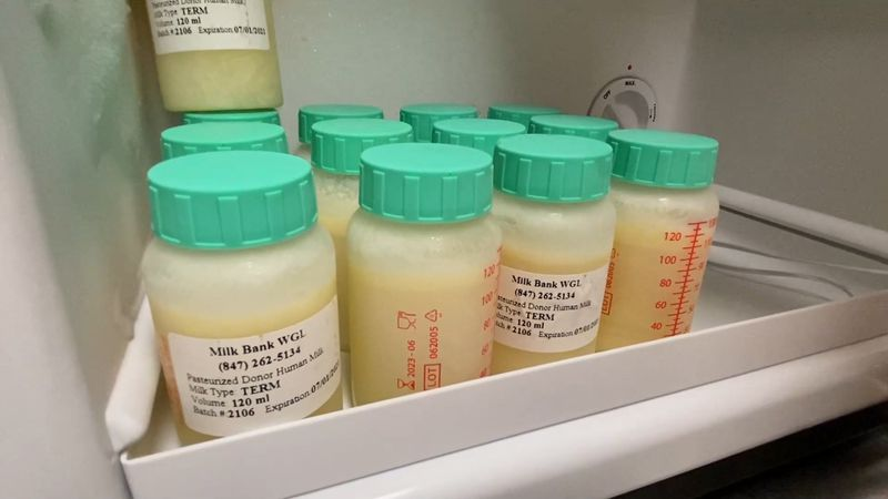 Families who need breast milk for their newborns will now be able to get it right here in Eau...