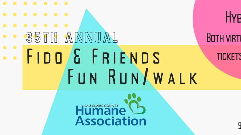 35th Fido & Friends Fun Run/Walk