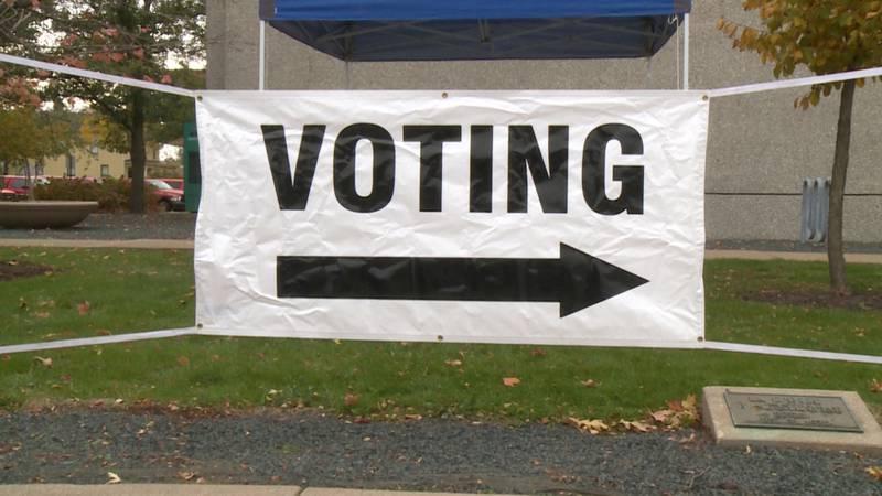 In-person absentee voting began Tuesday in La Crosse.