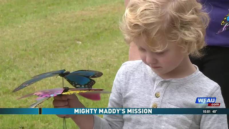 Mighty Maddy's Mission