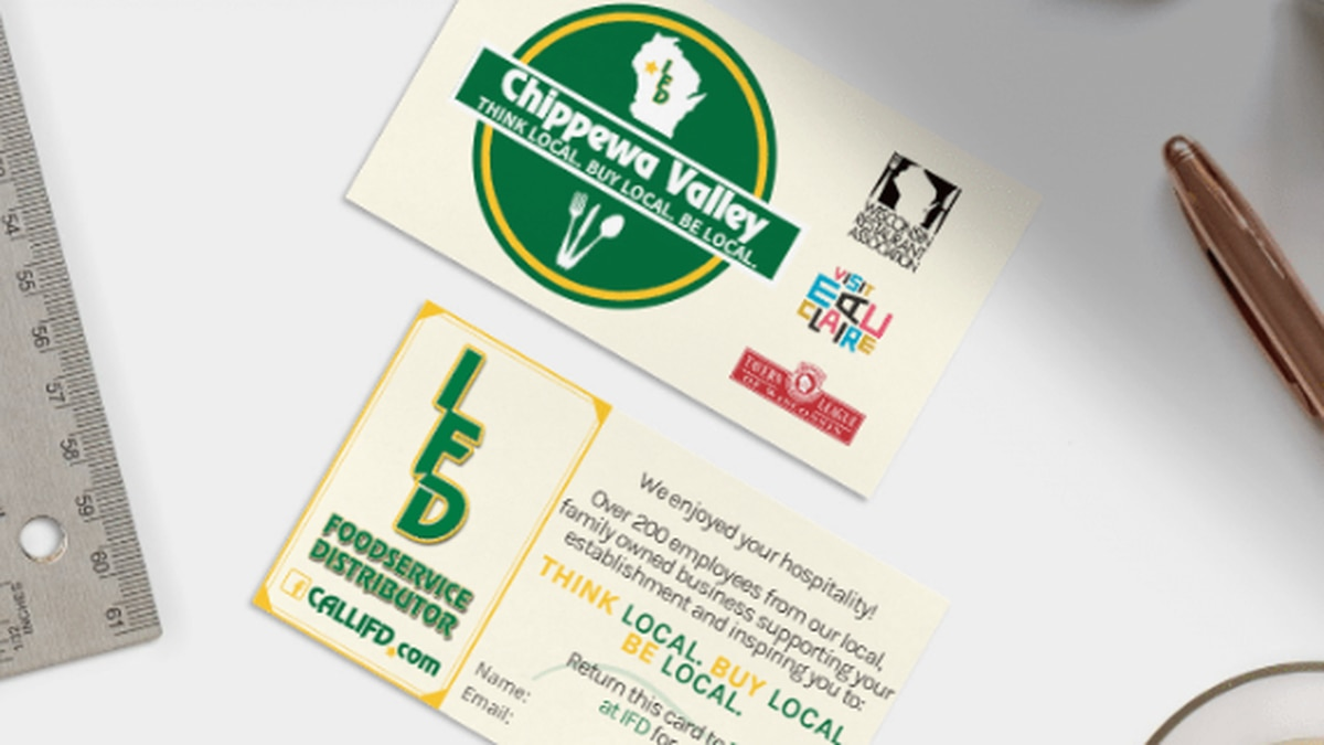 Local Support Cards