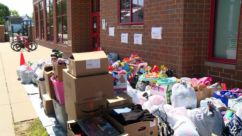 Northside Elementary Donations