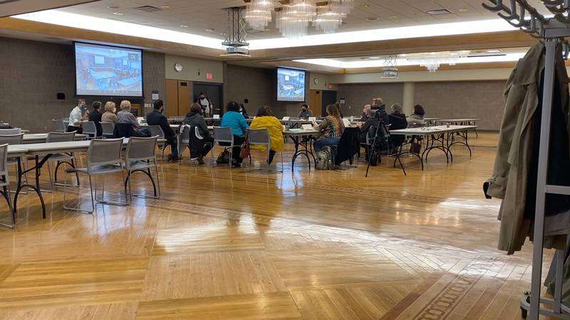 Panel discussion held on the future of the arts in the Chippewa Valley