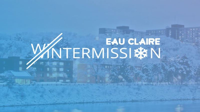 The goal of Eau Claire Wintermission is to get people outside and active in the winter months...