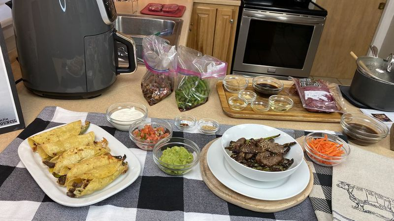 Wisconsin Beef Council shares air fryer recipes