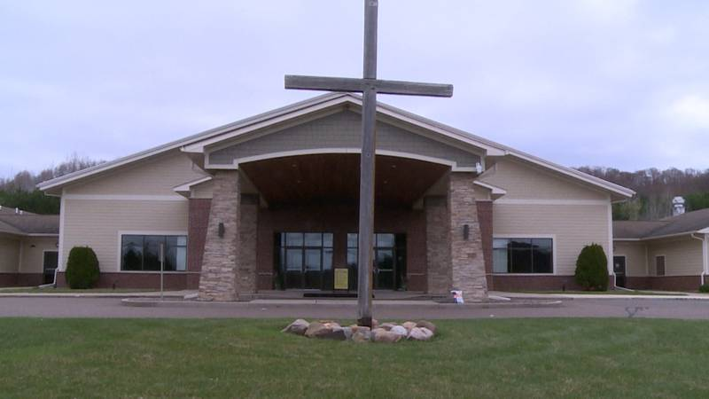 The drive-thru COVID-19 testing site will be located at Jacob's Well Church in Lake Hallie.