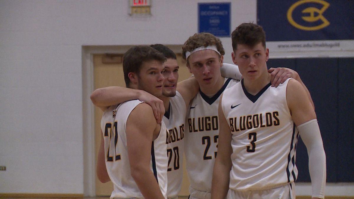 Blugold Men's Basketball