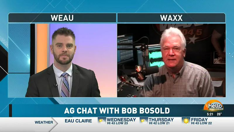Ag Chat With Bob Bosold (3/3/21)