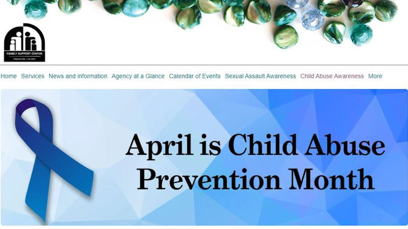 April marks Child Abuse Prevention Month