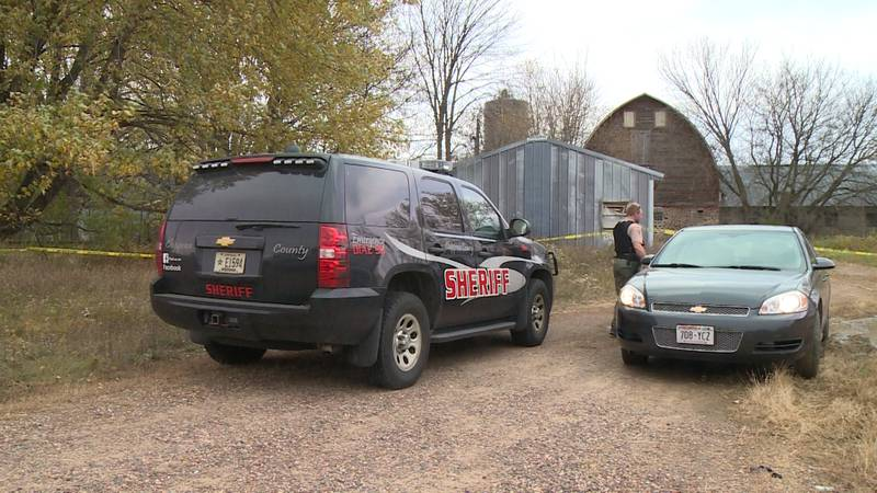 FILE: The Chippewa County Sheriff's Office found human remains at an abandoned farm in the Town...
