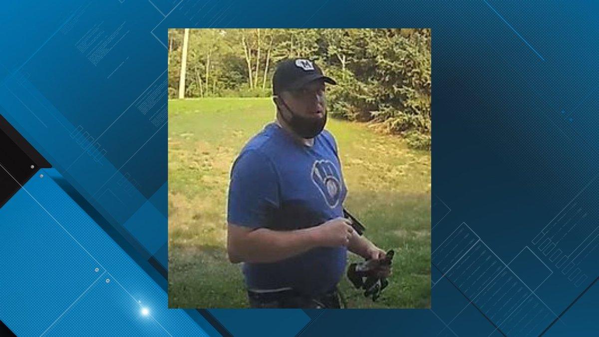 The suspect stole an AR-15.