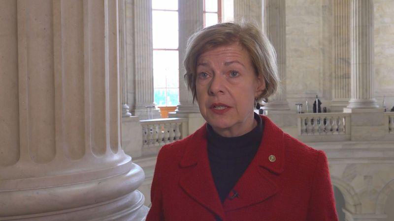 Sen. Tammy Baldwin (D-Wisconsin)
