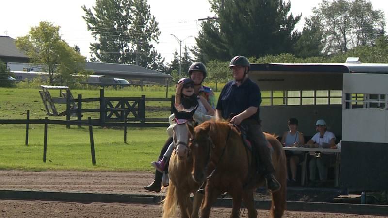Friendship Farm hosts second annual horse show