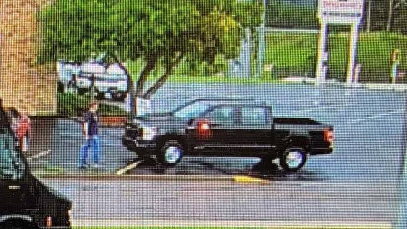 Photo of Eau Claire County Sheriff's Office unmarked vehicle