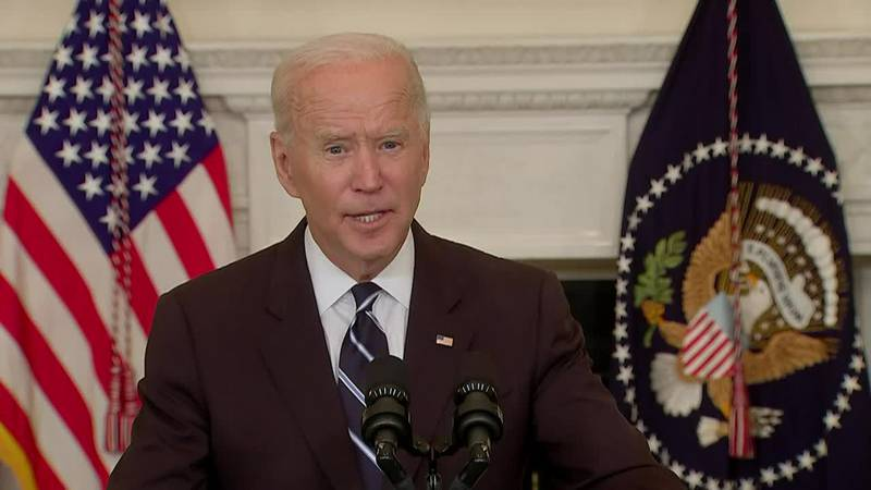 President Biden lays out his next phase to fight the COVID-19 pandemic.