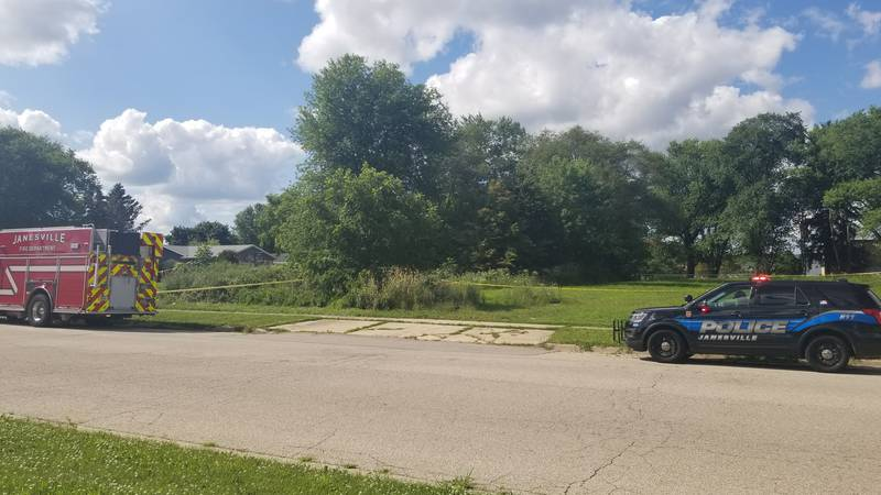 Janesville Police investigating after a body was found