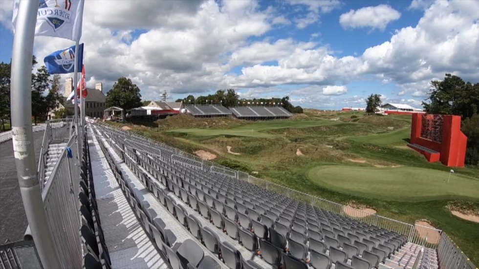 Golfers in the Chippewa Valley get excited for Wisconsin's first Ryder Cup - WEAU