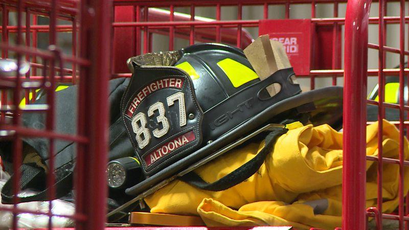 Altoona Fire Department on Spooner Ave.