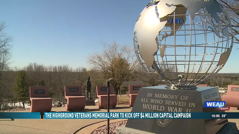 The Highground Veterans Memorial Park To Kick Off $4 Million Capital Campaign (3/6/21)